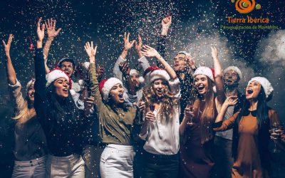 ¿Una fiesta de Navidad diferente? ¿Te atreves?